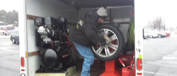 Mobile Tire Service Extreme Tire Sales Xtreme Tire Sales And